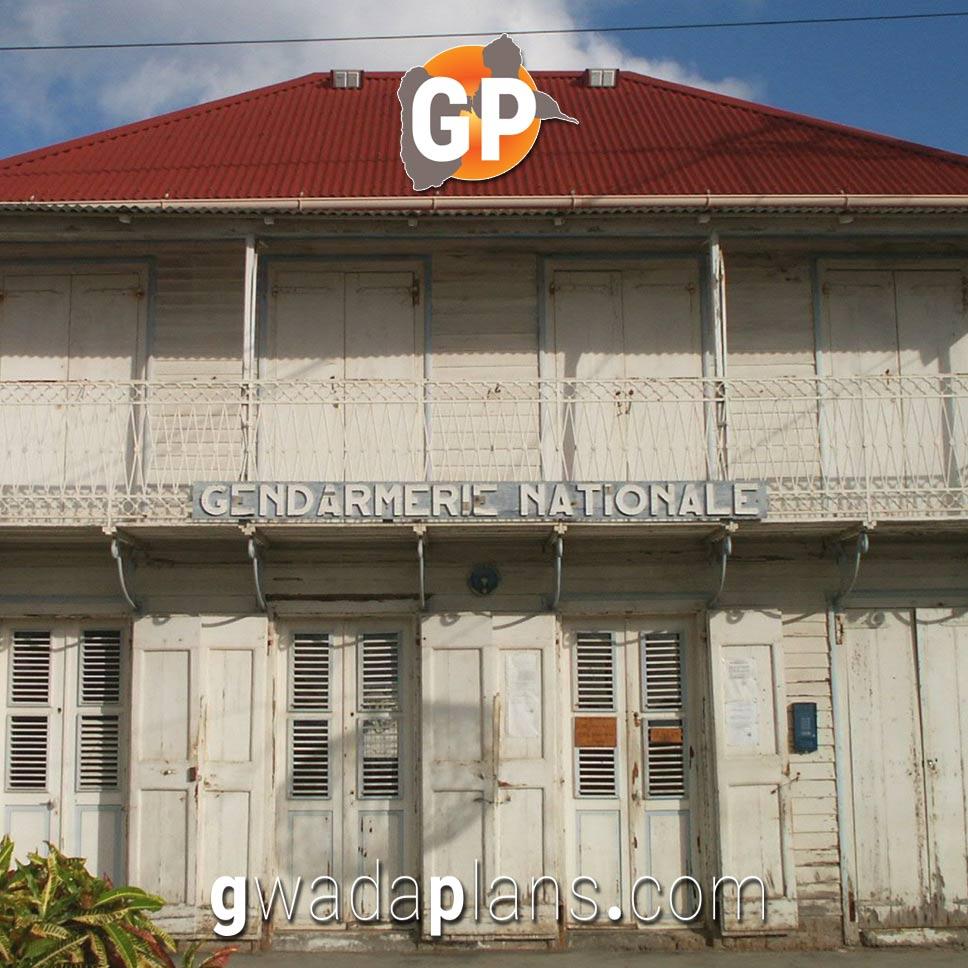 Maison de ville - Marie-Galante