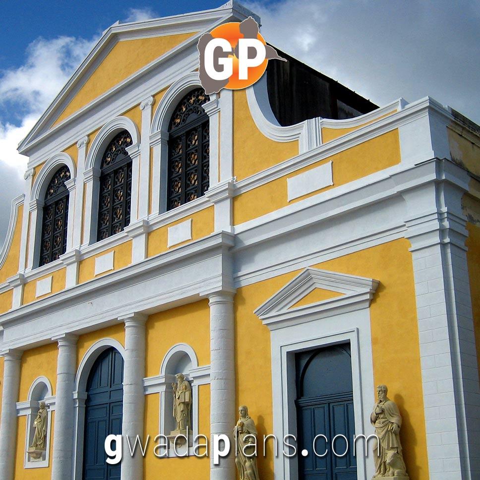 Eglise de Pointe à Pitre