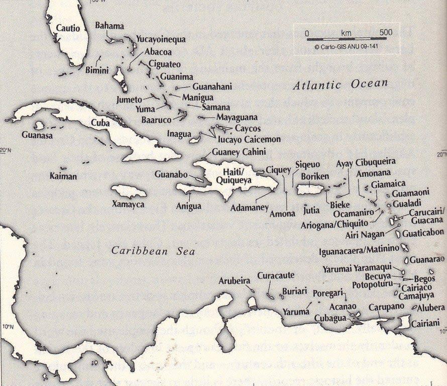 Antilles Arawak