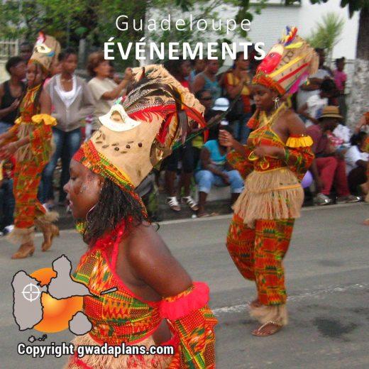Evénements - Guadeloupe