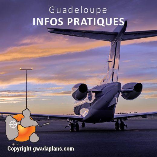 Infos pratiques - Guadeloupe